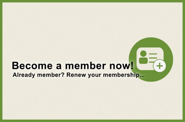Click to become member or renew membership